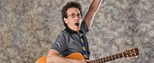 Mr. Eric Litwin: Live!